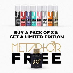 Pack of 8 + Metaphor Limited Edition Free